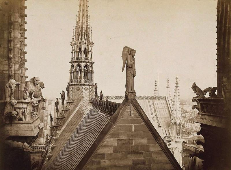 Marville 1863 après la restauration