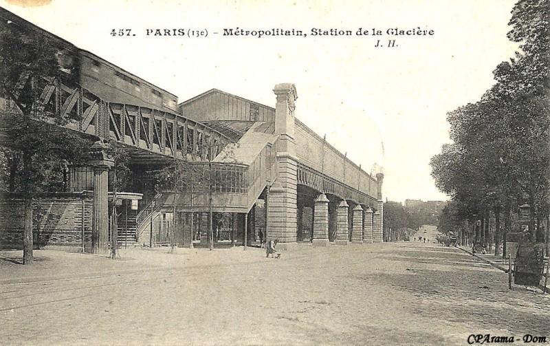 Station Glacière