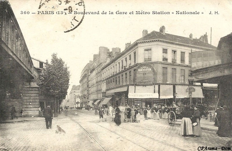 Station Nationale