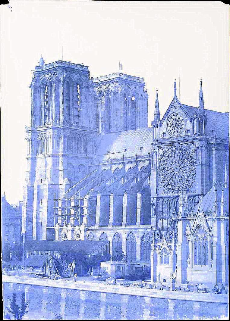 Notre Dame Vaisseau Sud