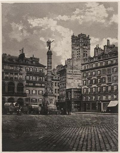 Charles Nègre 1852