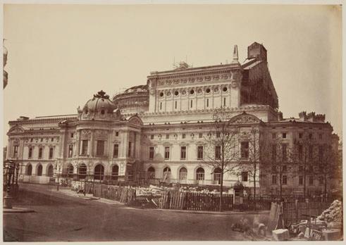 Construction Opéra Garnier 20