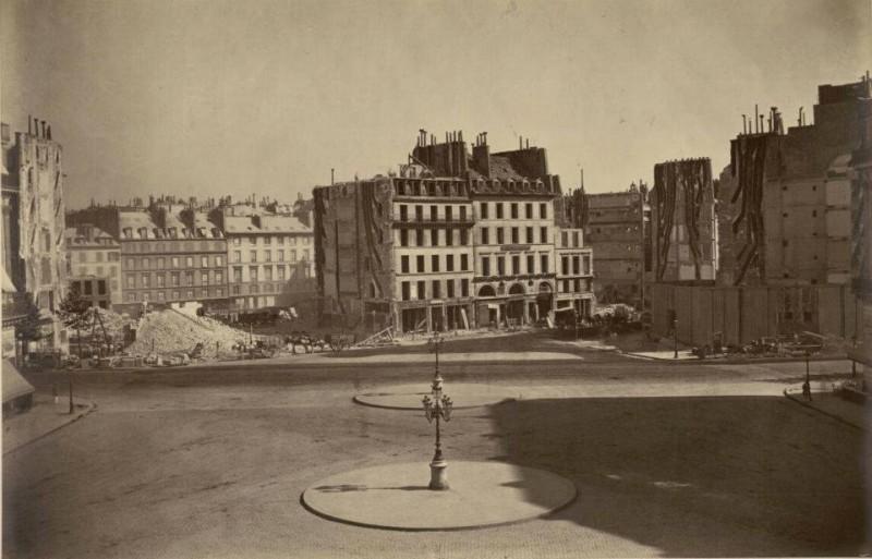 Construction Opéra Garnier 25