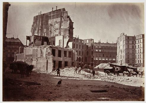 Construction Opéra Garnier 35