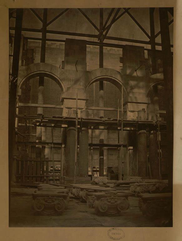 Construction Opéra Garnier 8