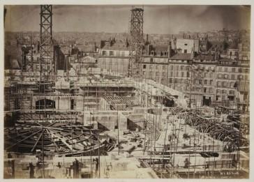 1861 – La construction de l'Opéra Garnier