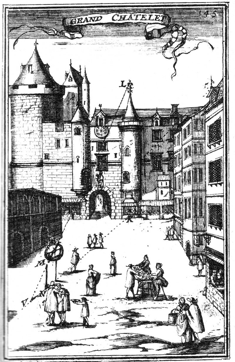 Grand Châtelet 1650
