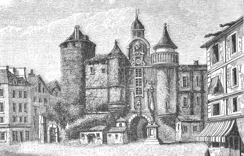 Le Grand Châtelet