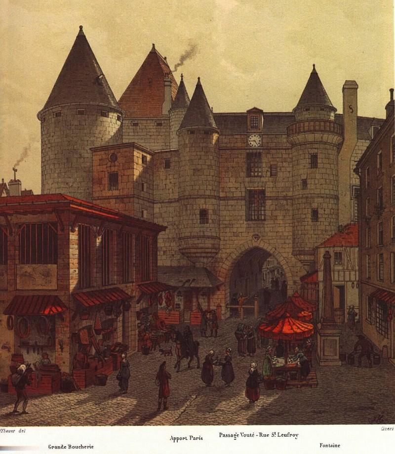 Le Grand Châtelet (Hoffbauer)