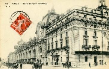 1898 – La Gare d'Orsay