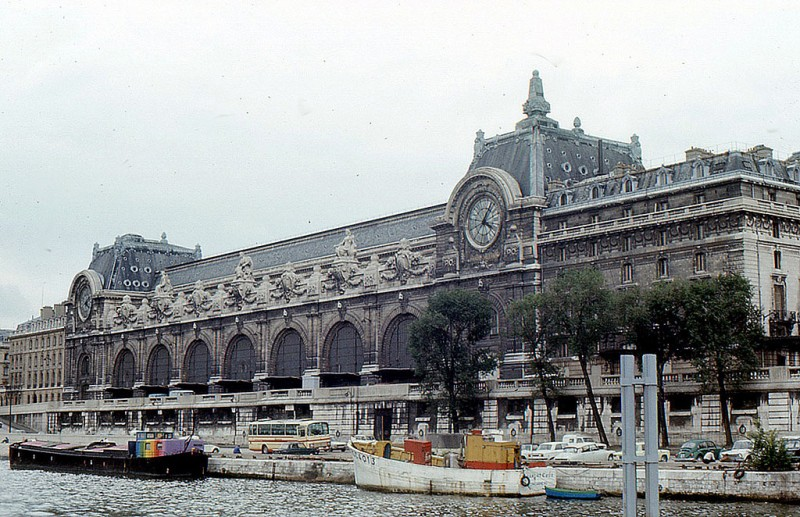 gare d'orsay 1973