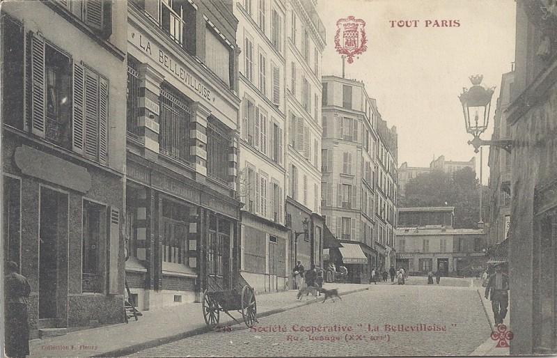 La Bellevilloise 1