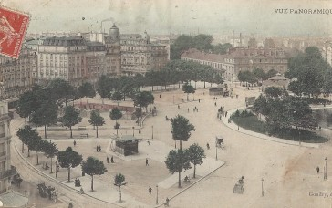 1880 – La Place de la Nation