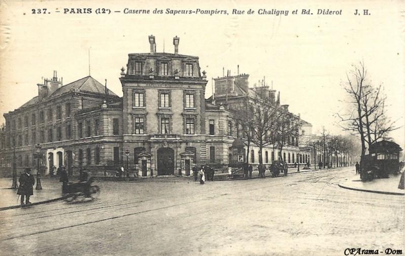 Rue de Reuilly