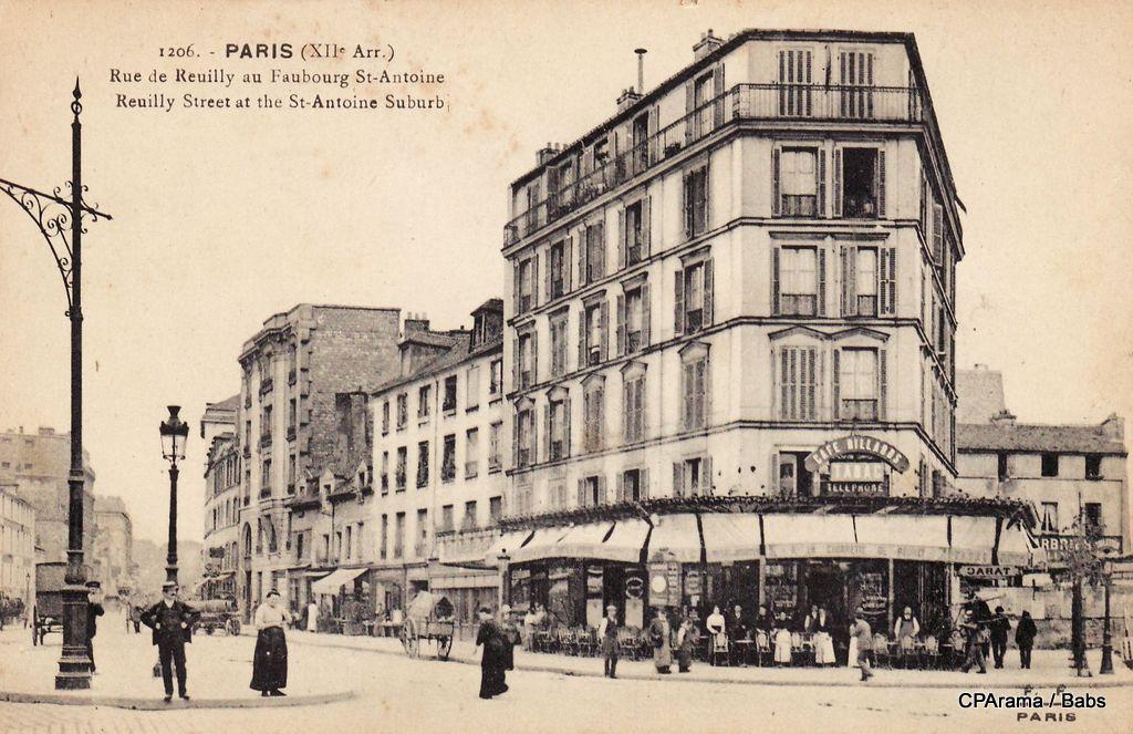 1355302595 f f 1206 paris rue de reuilly au faubourg st. Black Bedroom Furniture Sets. Home Design Ideas