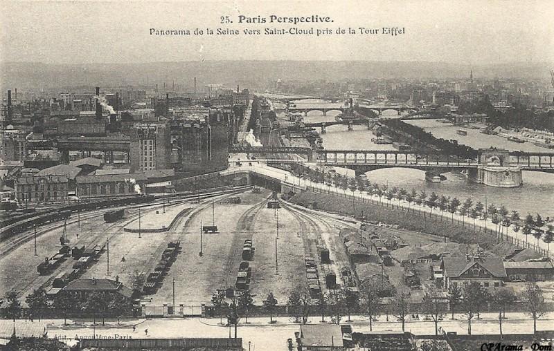1919 les usines citro n paris unplugged - Porte de saint cloud restaurant ...