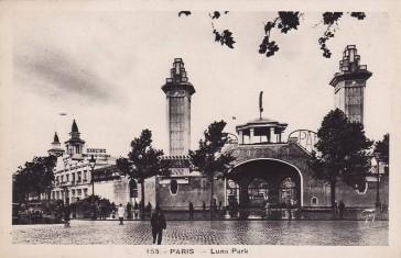 1909 – Luna Park Porte Maillot