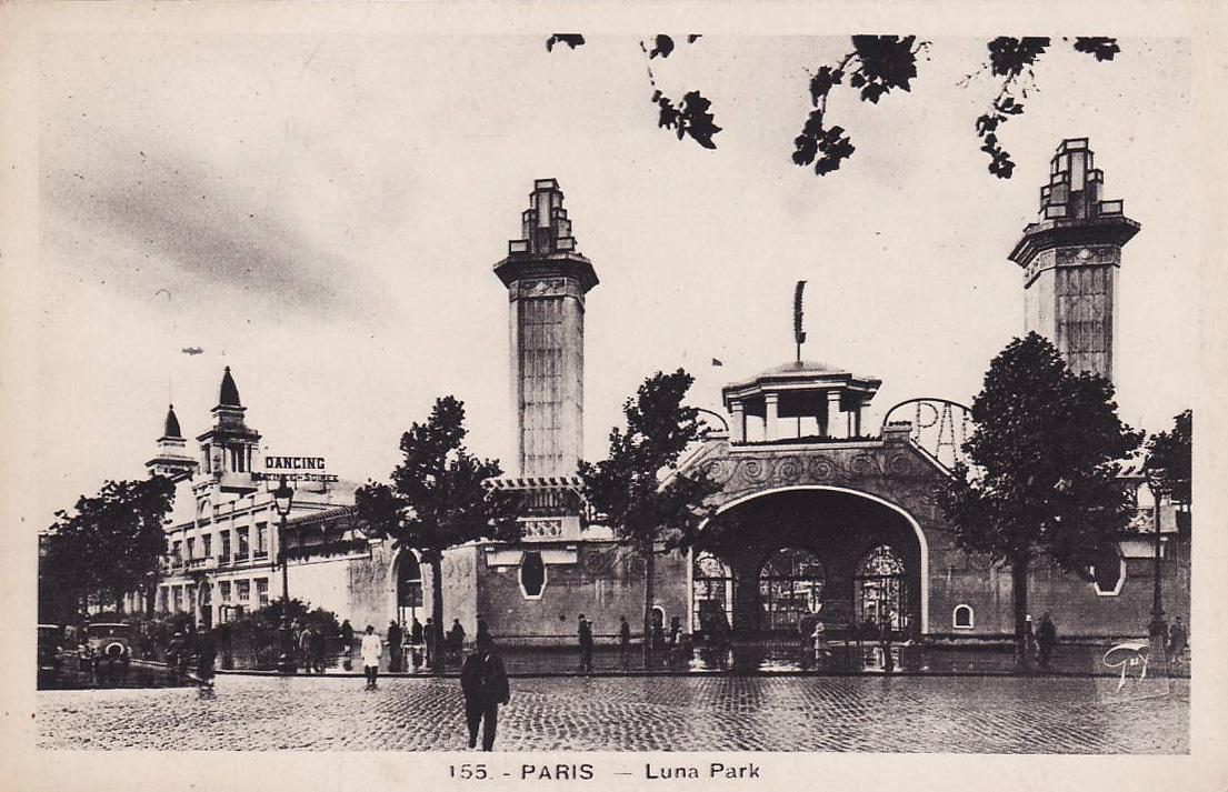 1909 luna park porte maillot paris unplugged - Adresse palais des congres paris porte maillot ...