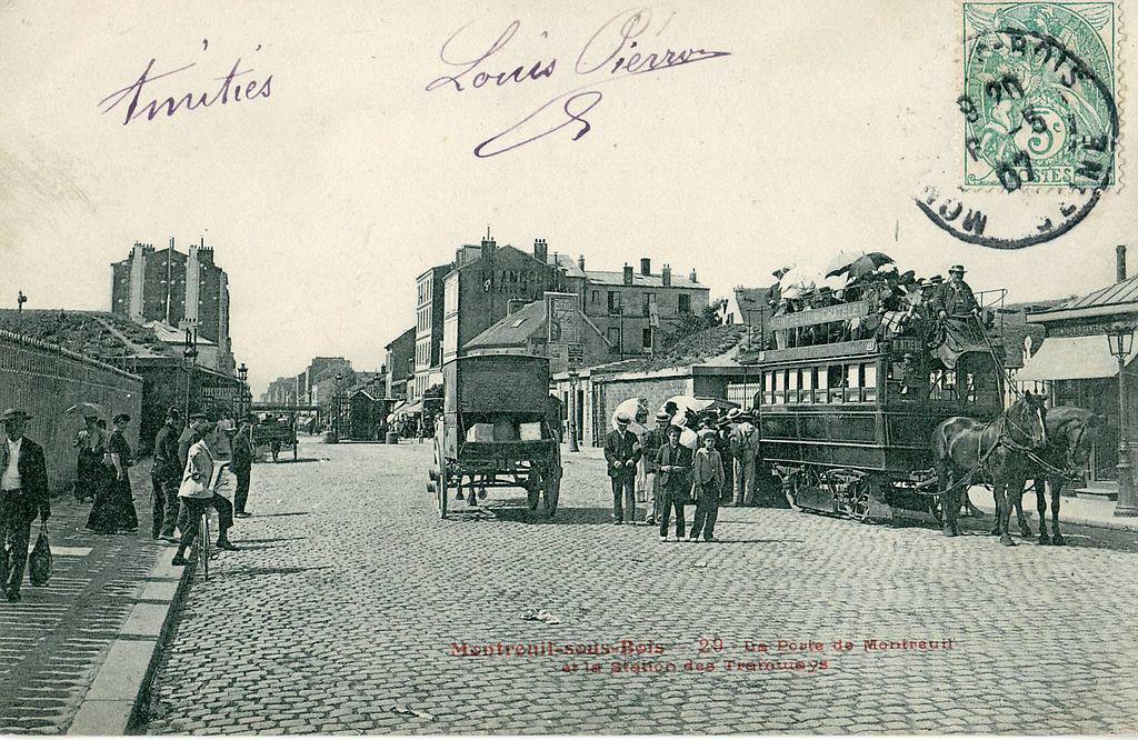Rue De Bel Air  Mantes La Ville
