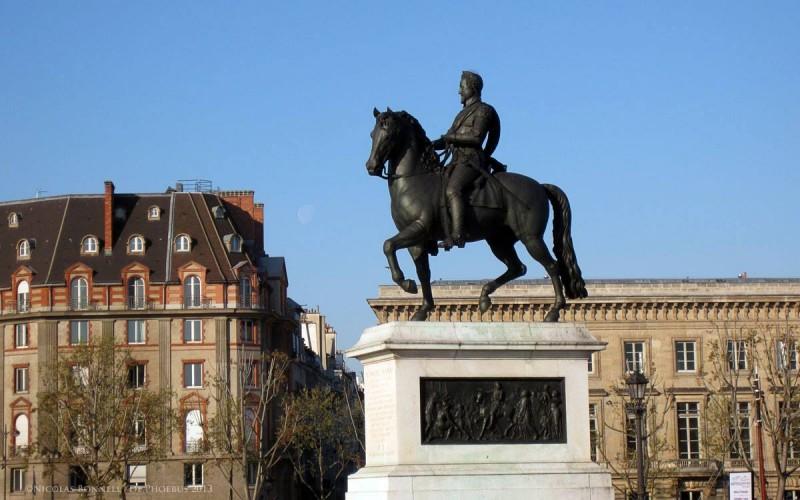 Statue d'Henri IV (©N.Bonnell /De.Phoebus 2013)