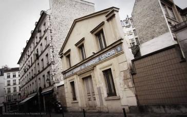 Paris 12 – Le Grand Lavoir du Marché Lenoir