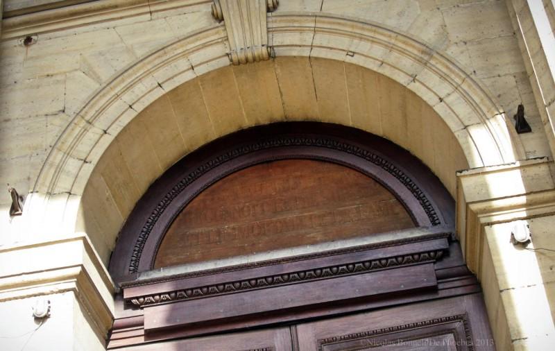 Fronton de Saint Sulpice