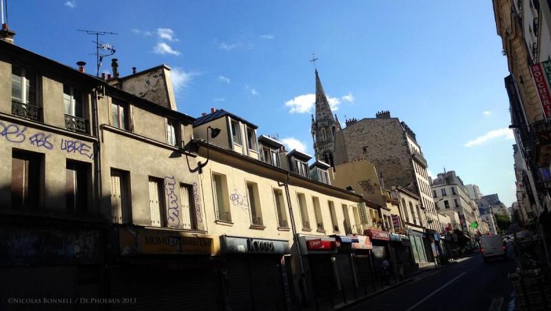 Rue de Ménilmontant (©N.Bonnell /De.Phoebus 2013)