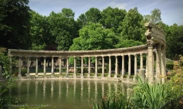 Paris 08 – La Naumachie du Parc Monceau