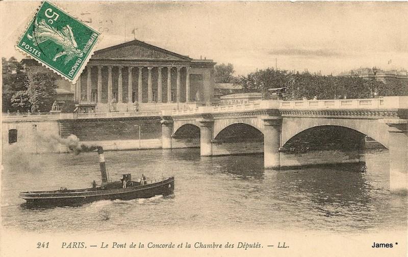 Pont de la Concorde 1