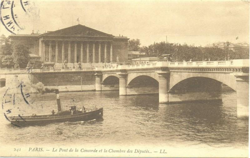 Pont de la Concorde 7