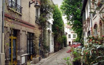 Paris 15 – Villa Santos Dumont
