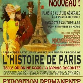 Paris Unplugged – Publicité #1