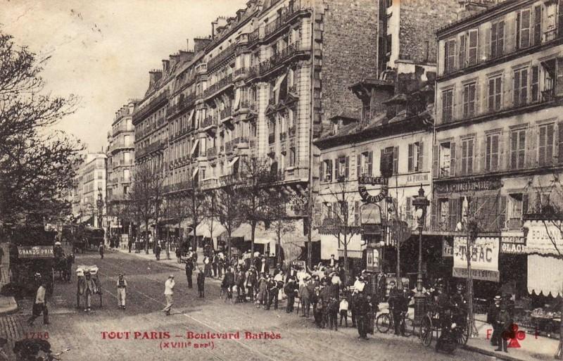 Boulevard Barbès