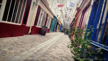Paris 17 – Le Passage Geffroy-Didelot