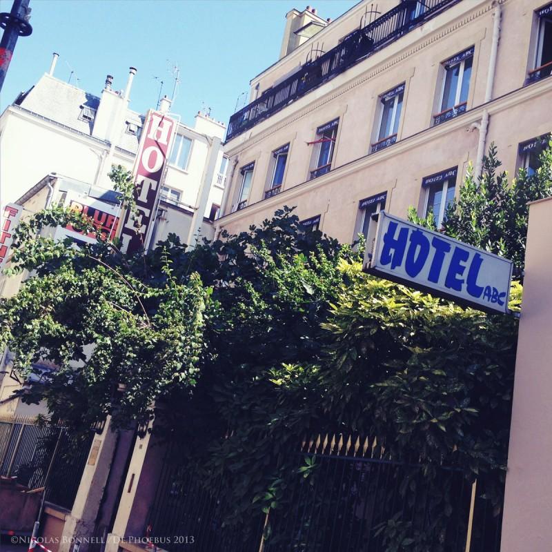 Rue Abel Truchet
