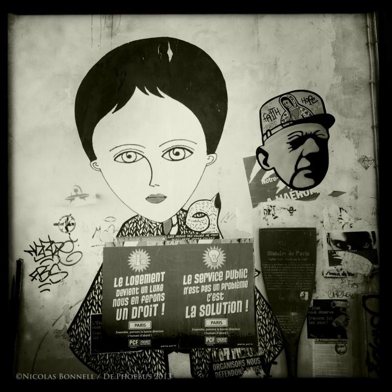 Artiste - Fred le Chevalier