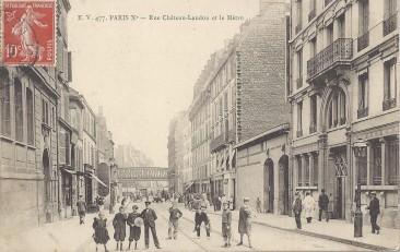 Rue Chateau Landon