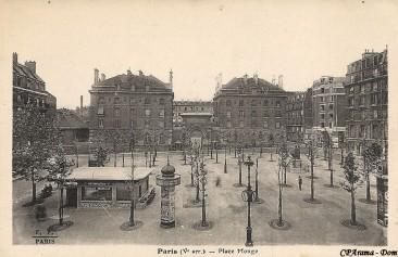 Place Monge