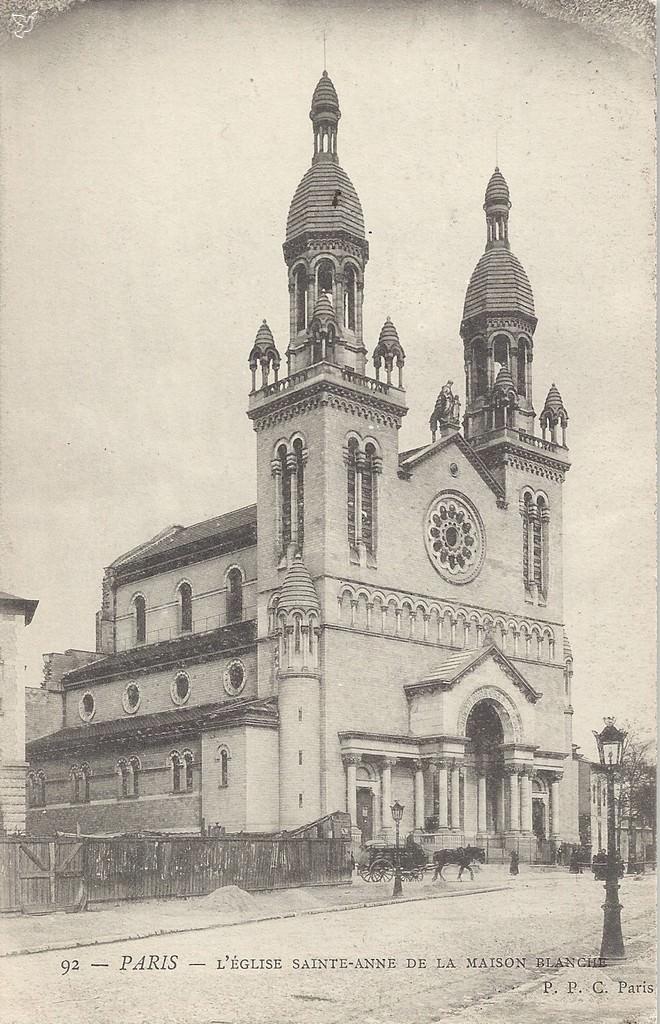 Eglise Sainte Anne