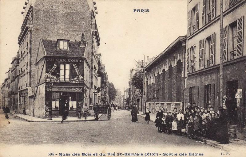 Rue des Bois