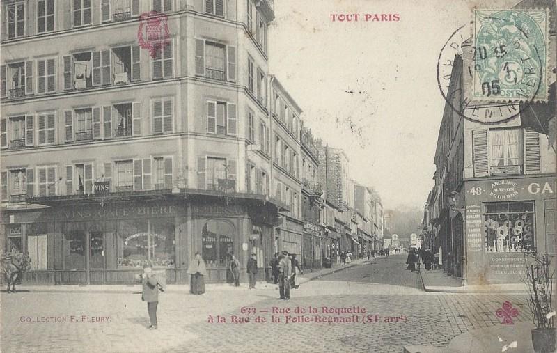 Rue de la Roquette