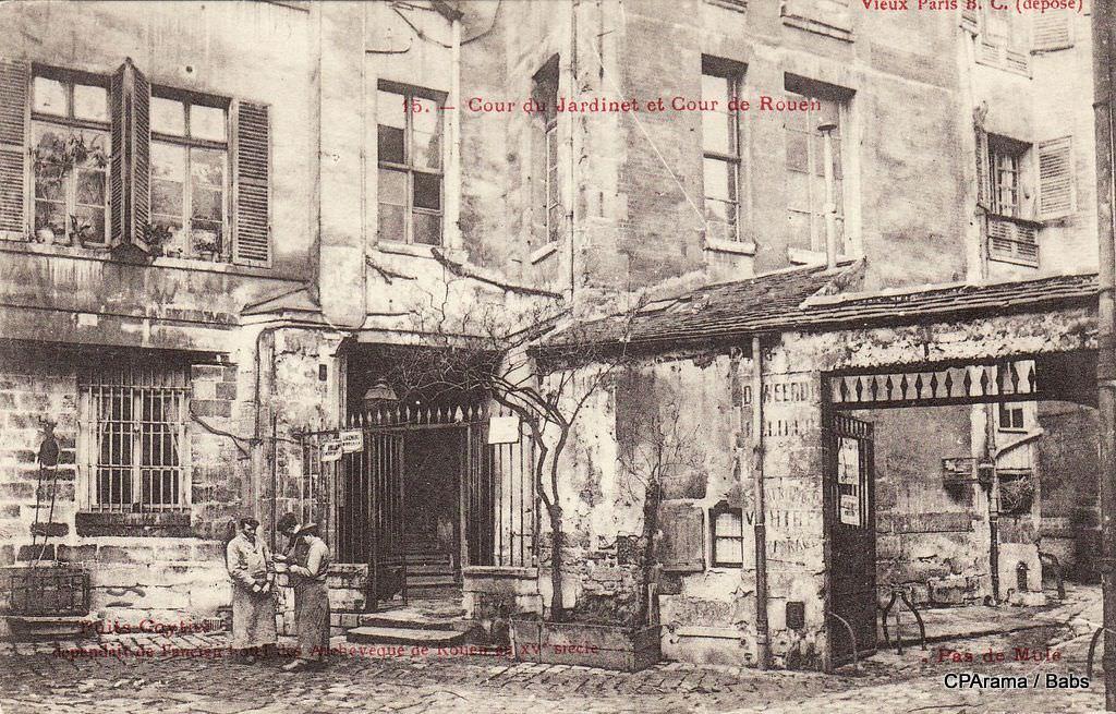 paris vieux historique appartment - photo #26