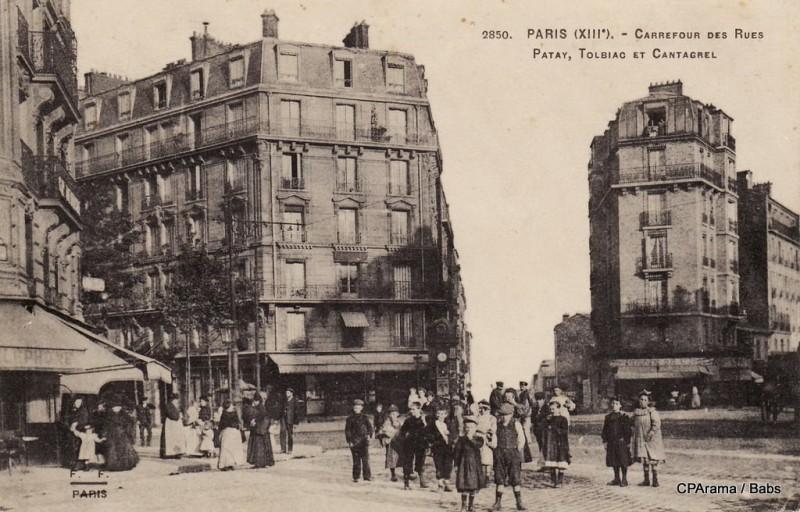 Rue de Tolbiac