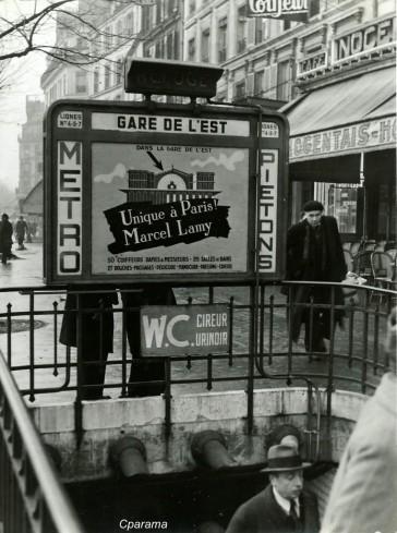 1910 – Petite histoire de la ligne 7 du métro