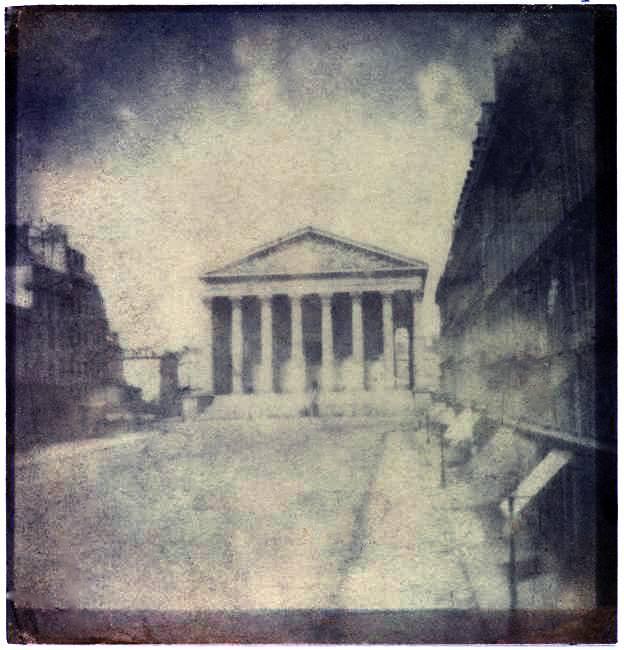 Rue Royale 1839 - Hippolyte Bayard