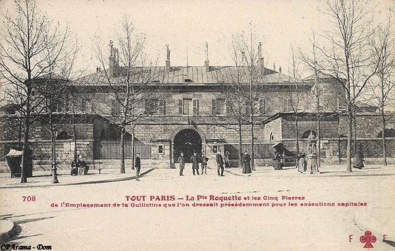 Prison de la Petite Roquette