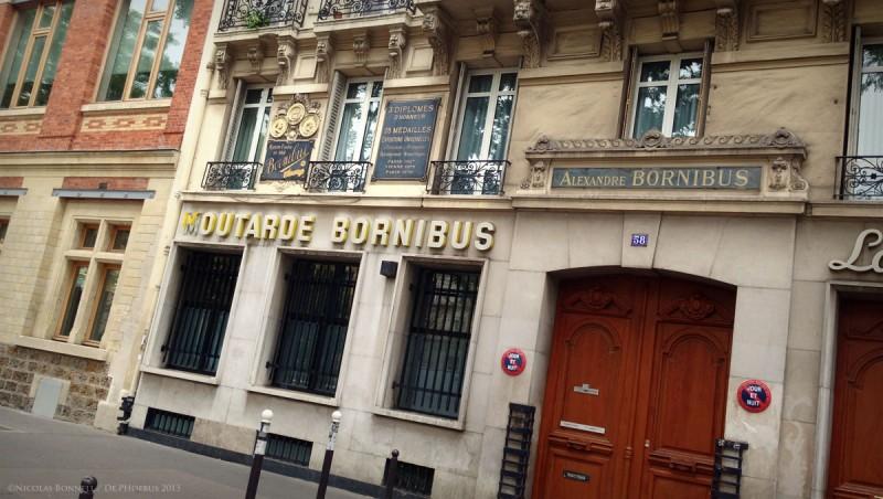 La façade Bornibus