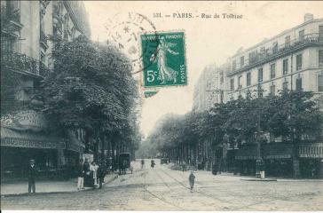 1882 – La rue de Tolbiac
