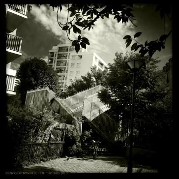Paris 20 – Rue de la Mare