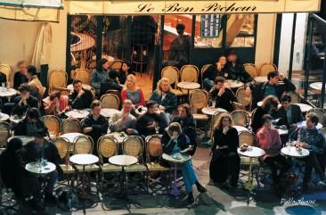 Le Bon Pêcheur, 1994 ©Pablo Munini
